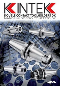 Duouble contact toolholders