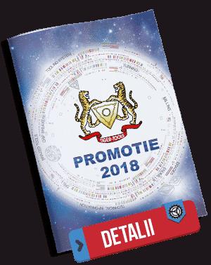 PROMOTIE 2018