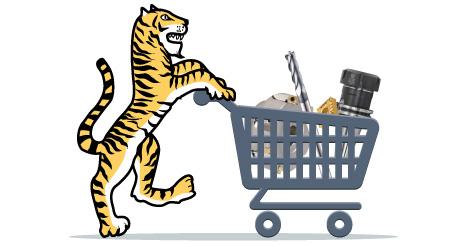Tiger-Tools Webshop: