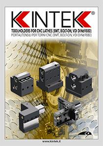 CNC LATHES (BMT, BOLT-ON, VDI DIN69880)